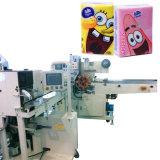 Serviette-Verpackungs-Maschinerie-Taschentuch-Paket-Maschine