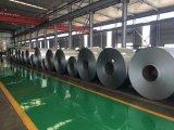bobina de acero engrasada Anti-Dedo Gl del Galvalume de aluminio del cinc de 0.14m m