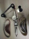 Sabbiatrice di smeriglitatura pneumatica della cinghia del tubo dell'aria