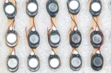 15*10mm 4-16ohm 0.25-1W Plastik Lautsprecher mit RoHS