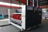 Machine d'impression ondulée automatique de couleur de l'encre quatre de Flexo de carton avec le Die-Cutter de Slotter