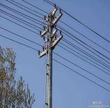 пробка Poles 66kv 110kv стальная для проекта