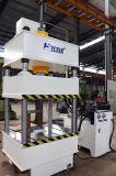 Máquina resistente de las prensas hidráulicas con la columna 4