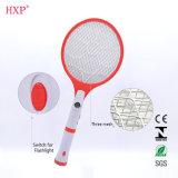 El Swatter eléctrico recargable del mosquito hace el palo del mosquito con la antorcha del LED