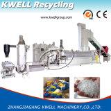 Kwell Strong PP tejidos bolsas de reciclaje de granulación de la máquina