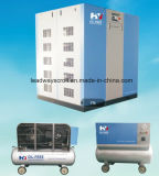 Compresseur d'air exempt d'huile de défilement avec le réservoir 7.5HP d'air