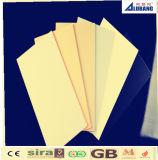 Composto di alluminio Panels/PVDF ASP dell'alluminio di PVDF/
