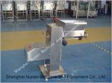 Partículas que hacen pivotar de la alta calidad de Nuoen que hacen la máquina para el polvo del pollo
