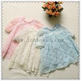 Vestito chiffon dall'abito del partito delle neonate per i vestiti del bambino