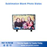 Изготовленный на заказ рамка фотоего шифера фотоего камня пробела сублимации