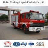 Modèle intérieur de camion de réservoir de l'eau 5ton de Dongfeng 145