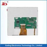 5.7 ``visualización del módulo de 640*480 TFT LCD con el panel capacitivo de la pantalla táctil