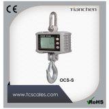 バックライトが付いているスマートなタイプ電子スケール1000kg LCDの表示