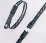 Tp301/304 de Volledige Polyester Met een laag bedekte Banden van het Roestvrij staal