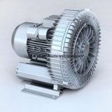 Ventilador de alta presión trifásico del anillo del Ce/bomba lateral del canal