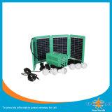 Портативная осветительная установка солнечной силы для дома
