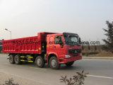 Caminhão de descarga 8*4 resistente de Sinotruk