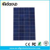 panneau solaire polycristallin de 100W 18V pour la batterie 12V outre du réseau solaire pour le transport gratuit de système domestique