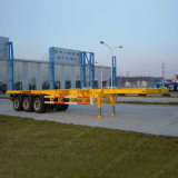 Gebruikt aan Container van het Vervoer 3 de Oplegger van het Skelet van Assen