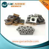 강철, 무쇠, 스테인리스, 알루미늄을%s 탄화물 Indexable 삽입