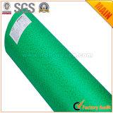Vert du numéro 9 de matériaux d'emballage de fleur et de cadeau