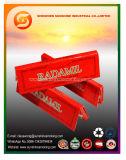 Goma árabe natural 1 de la marca de fábrica del OEM 1/4 papel de balanceo del cigarrillo de la talla