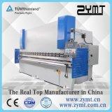 Máquina de dobra hidráulica (wc67k-125t*4000) com CE e certificação ISO9001