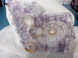 Pièce transparente de réducteur de transmission de PC de commande numérique par ordinateur de précision
