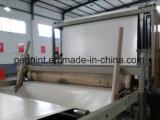 la membrane imperméable à l'eau renforcée épaisse de PVC de 1.5mm sont utilisées sur le toit exposé