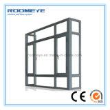 Roomeye 중대한 방수 성과를 가진 알루미늄 여닫이 창 Windows