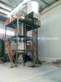 Vertically Continuous Foam Machine for Round block Foam