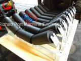SPD Cemaのベルト・コンベヤーのローラー、たらいのローラーセット、鋼鉄ローラー