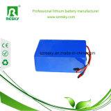 24V 11ah Lithium-Batterie-Satz für elektrisches Motorrad
