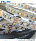 Tira BI-Blanca del CCT Turnable SMD3528 LED