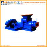 インドの煉瓦工場小型の粘土の煉瓦作成機械
