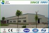 Bewegliche/modulare/Fertig der Stahlrahmen/fabrizierte Stahllager vor