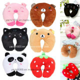 Artículos promocionales Animal Shaped Soft Plush Neck Pillow