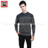 Knitwear шеи пуловера шерстей яков круглые/одежда/одежда кашемира