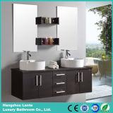 Nuevo baño vanidad del gabinete con espejo de plata de 5 mm (LT-C8001)