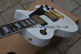 Guitarra 1960 elétrica deVenda branca do estilo do Lp Vos Lp (GLP-90)