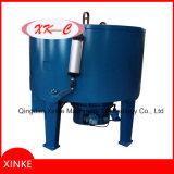 Meule de mélangeur de sable de qualité, mélangeur vert intensif de sable pour le bâti de fonderie
