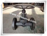 Нормальный вентиль кованой стали A105 (J41Y)