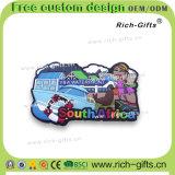 Magneti del frigorifero del ricordo dei regali di corsa per la Sudafrica personalizzata (RC-SA)