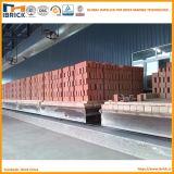 Fabricación moderna del ladrillo de la arcilla del horno de túnel de la tecnología