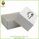 Papel de embalaje de regalo personalizado caja de cartón con el logotipo