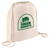 ギフトのための再使用可能なドローストリングの綿袋