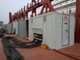 banco de carga do teste do gerador 2MW (controle do PC)