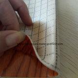 Suelo superficial Shinning del PVC de la esponja