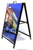 Metal Aluminium a Frame Signs / Display a Board Publicité Banner Display Stand Advertising Equipment Traffic Promotion extérieure Neon Sign Stand