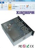 Telekommunikations-Batterie der Zahnstangen-3u der Montierungs-24V 30ah LiFePO4